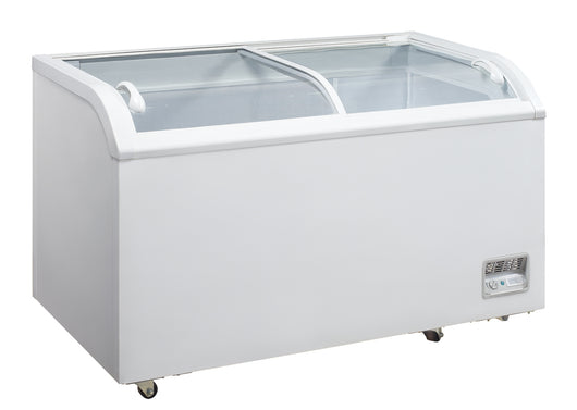 Dukers WD-500Y 17.6 cu. ft. Commercial Chest Freezer in White - Commercial Kitchen USA
