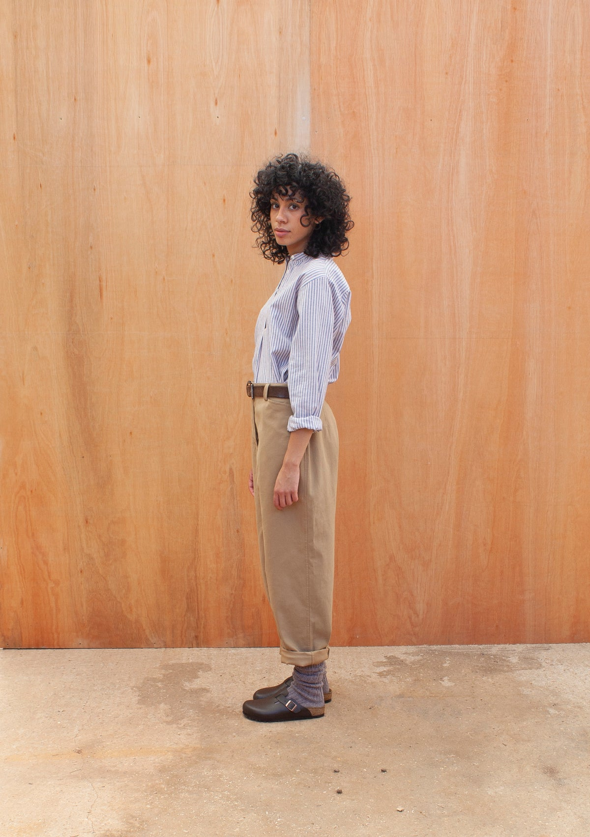 Landgirl trousers Tan canvas