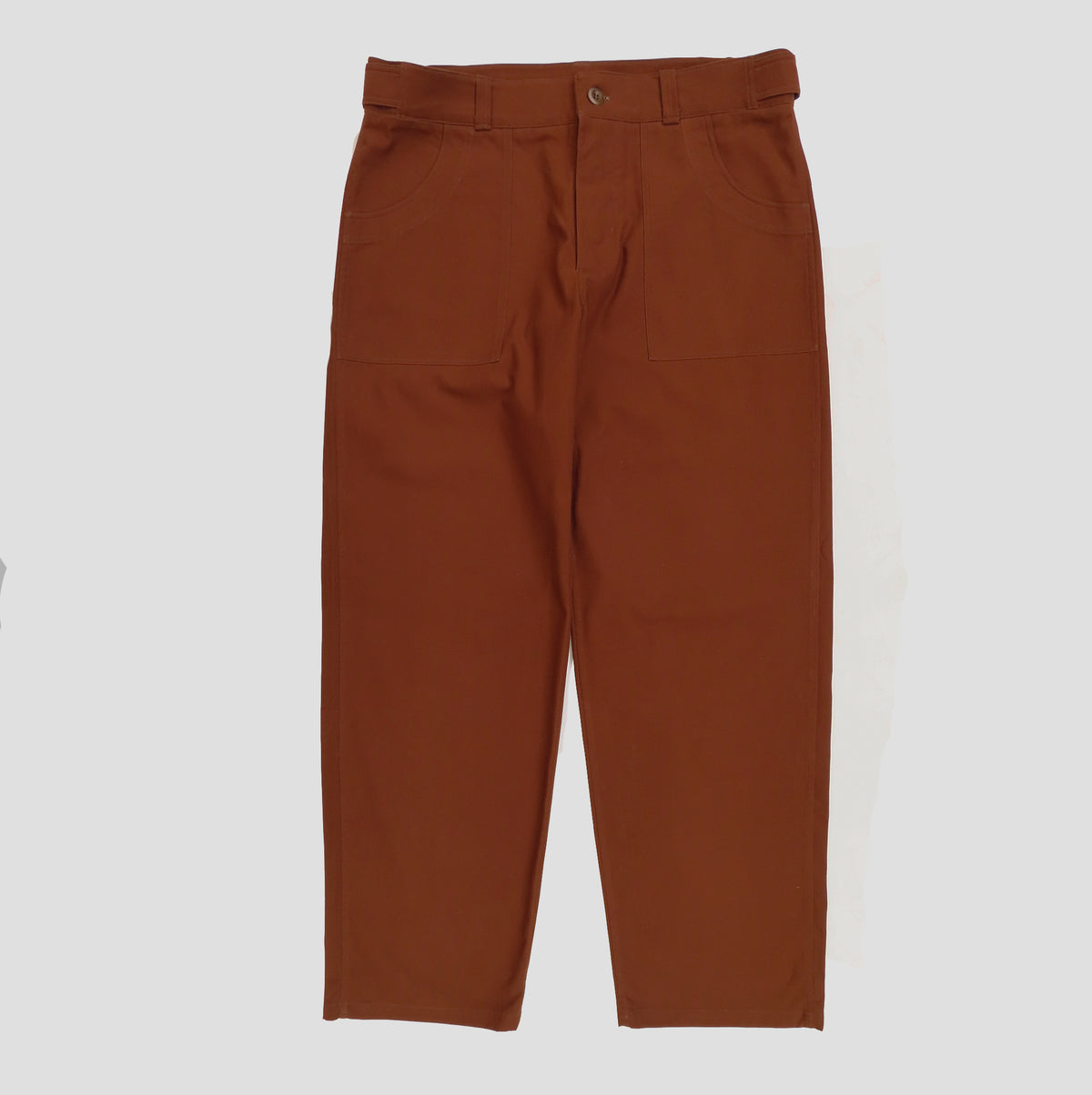 Chore trousers Rust