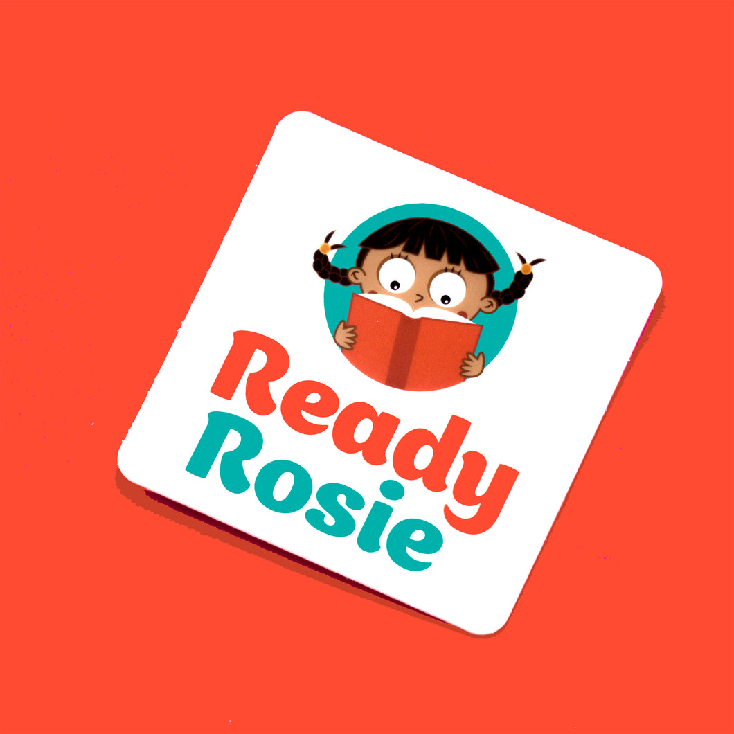 ReadyRosie Sticker Pack