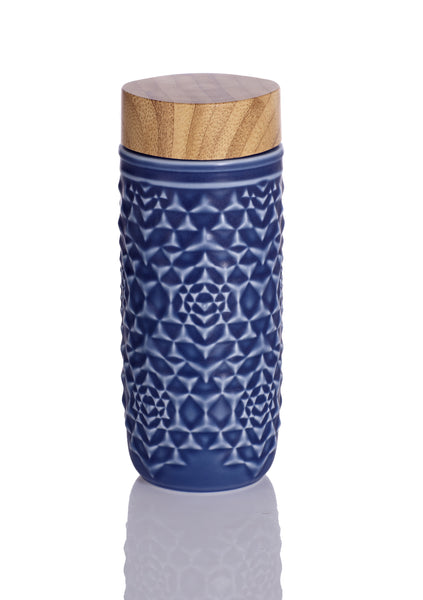 Yantra Mandala Travel Mug