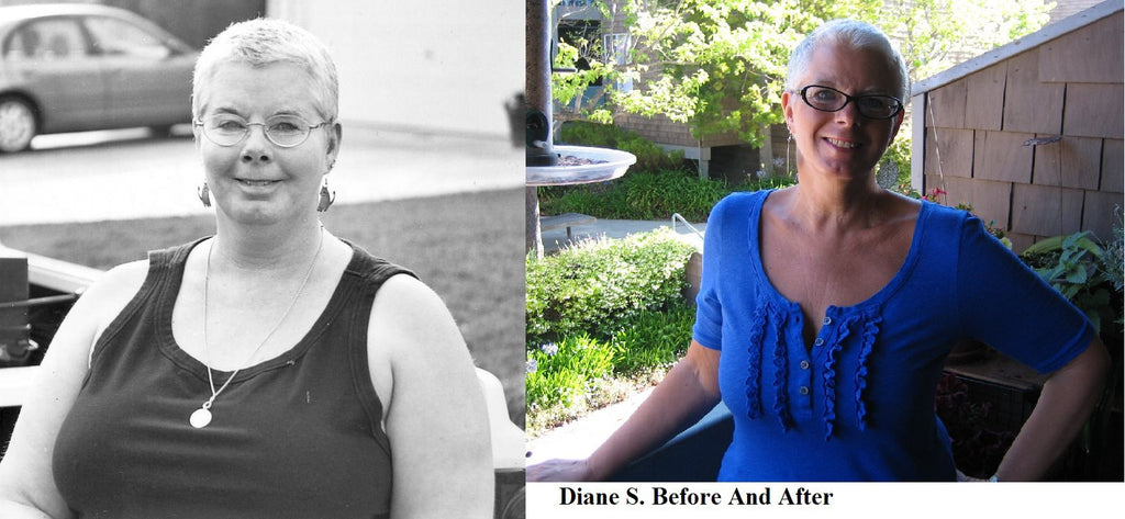 Amino Diet Before And After - Diane S.