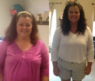 Pam lost 51 pounds with The Amino Diet!