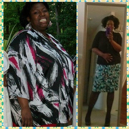 Renee Lost 80 Pounds On The Amino Diet!