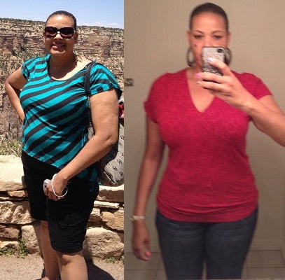 Ronique lost 65 pounds on the Amino Diet!