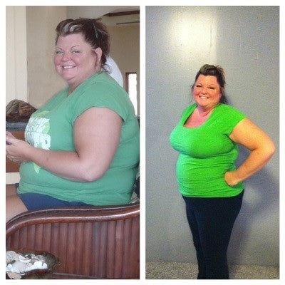 Vicki has lost 30 pounds on the Amino Diet!