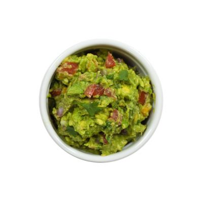 Guacamole (w/ cottage cheese)