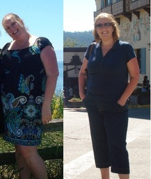 Julie Lost 40 Pounds In Just Over A Month!