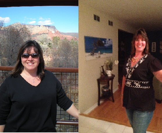 Rhonda lost 19 pounds in 30 days!