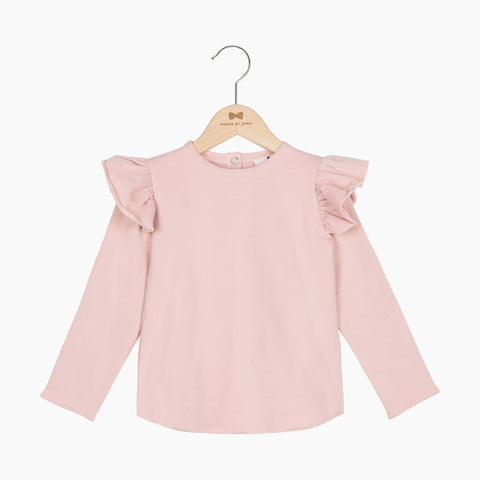 Girls Sweater Powder Pink