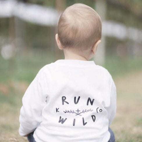 Run Wild Long Sleeve T-shirt