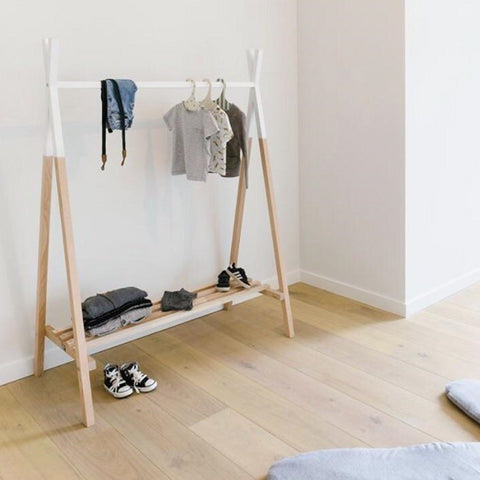 Tipi Clothes Rail