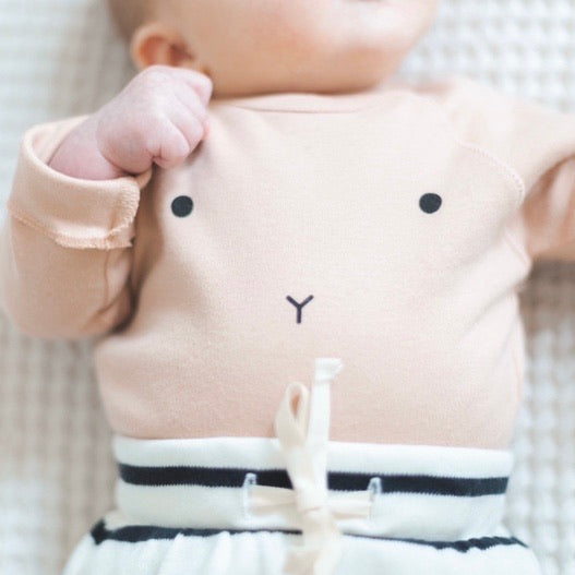 Clay Bunny Bodysuit