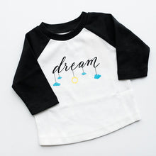 Dream Organic Cotton Raglan Tee