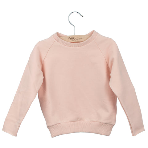Sweater- Peach Pink