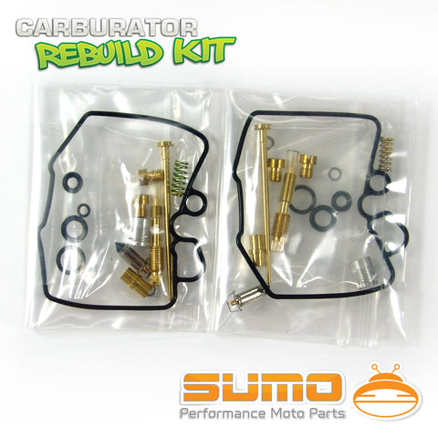 2 X Honda Carburetor Rebuild Carb Repair Kit CX 500 (1978-1979) Deluxe & Custom