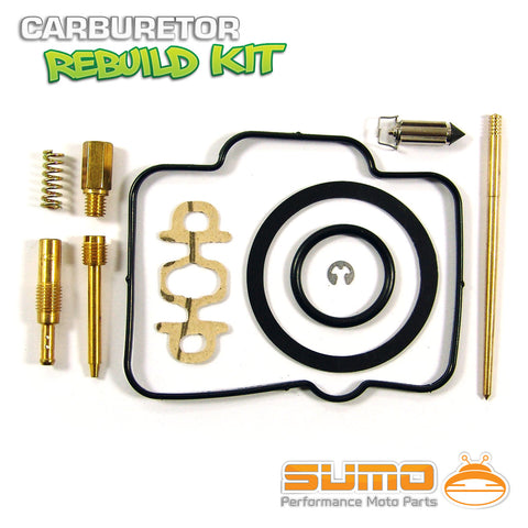 Honda High Quality Carburetor Rebuild Carb Repair Kit FourTrax TRX 250 R (1988)