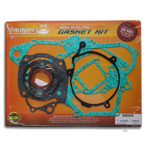Honda Full High Quality Complete Engine Gasket Kit Set CR 85 R [2005 2006 2007]