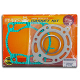 Yamaha Top End Engine Gasket Kit Set YTZ 250 Tri Moto [1985-1986] (3 Pieces)