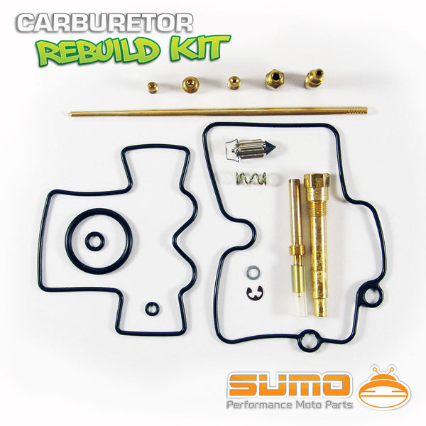 Honda High Quality Carburetor Rebuild Carb Repair Kit Set CRF 100 F 2006-2013