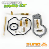 Honda Carburetor Rebuild Carb Repair Kit Set CRF 230 F [2006-2009] & [2012-2017]