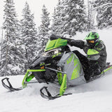 Green Arctic Cat Sled Shock Protector Covers Snowmobile (Set of 2) NEW