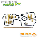 Honda High Quality Carburetor Rebuild Carb Repair Kit Set CRF 450 R [2007-2008]