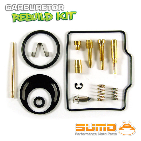 Honda Carburetor Rebuild Carb Repair Kit Set XR80 [79-84] XR80R [85-03] XL XR 75