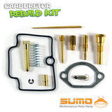 Kawasaki High Quality Carburetor Rebuild Carb Repair Kit Set KX 85 [2001-2007]