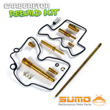 Suzuki High Quality Carburetor Rebuild Carb Repair Kit Set RMZ 450 [2005-2007]