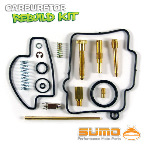 Yamaha High Quality Carburetor Rebuild Carb Repair Kit Set YZ 250 [2007-2008]