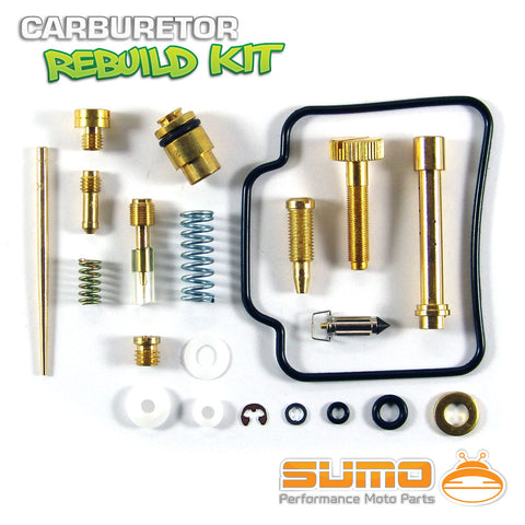 Yamaha Quality Carburetor Rebuild Carb Repair Kit Set TTR225 [99-04] XT225 92-00