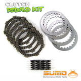 Honda Complete Clutch Kit CR 80 R/RB Expert (1987-2002) CR 85 R / RB (2003-2007)