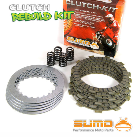Honda Complete Clutch Kit TRX 300 Fourtrax (2WD & 4WD) (1988-2000) TRX350 (86-93)