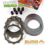 Suzuki Complete Clutch Kit QuadRacer LT 500 R (1987-1991) LT-500 R