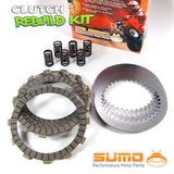 Suzuki Dirt Bike Complete Clutch Kit for DR-Z 400 (2000-2014)