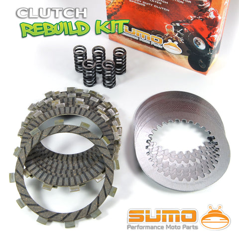 Yamaha Complete Clutch Kit WR 250 F (2002-2013) Friction & Steel Plates + Springs
