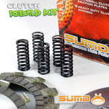 Suzuki Complete Clutch Kit RM 125 P/R/S/T/V/W (1993-1998) Friction & Discs Plates + Springs