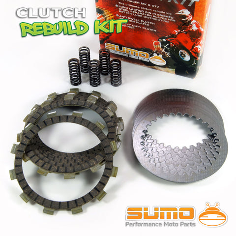 Yamaha Complete Clutch Kit Set YZ125 [1993-1994-1995] [1997-2001] & [2005-2019]