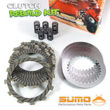 Honda Complete Clutch Kit CR 125 R (2000-2007) Friction & Steel Plates + Springs