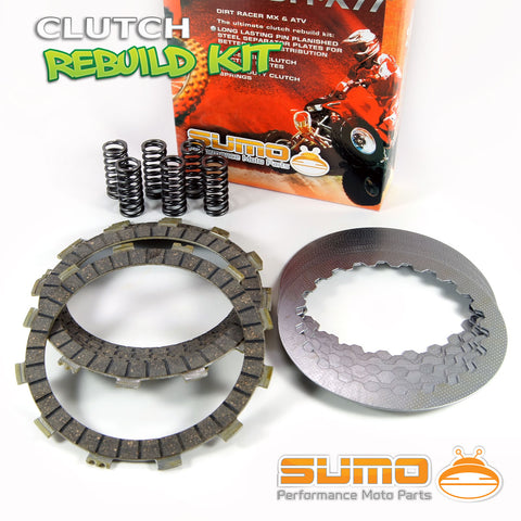 KTM Complete Clutch Kit for 250 300 360 380 SX EGS EXC MXC XC XC-W SXS E-GS