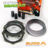 Kawasaki Complete Clutch Kit for KX 80 (98-00) KX 85 (01-19) KX 100 (98-19) / Suzuki RM 100 K3 (03)