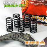 Honda Complete Clutch Kit CRF 150 F/R/RB [2003-2019] Discs + Plates + Springs