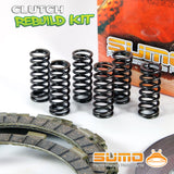 Suzuki Complete Clutch Kit RM 250 (2006-2008) Friction & Steel Plates + Springs
