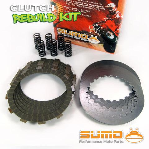 KTM Complete Clutch Kit for 250 400 450 525 EXC LXC MXC SMR SX Racing (4-Stroke) (2005)