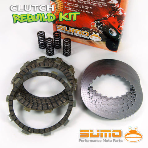 Honda Complete Clutch Kit XL 600 (85-87) XR 600 R (1984-2000) XR 650 L (93-19)