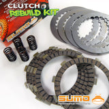Honda Complete Clutch Kit XR 200 R / XR 250 R (1984-1985) XL 250 R (1984-1987)