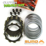 Suzuki Complete Clutch Kit Set RM 250 H (1987) Friction & Steel Plates + Springs