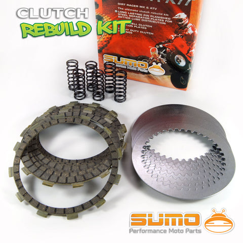 Arctic Cat Complete Clutch Kit for ATV 400 DVX (2007-2008)