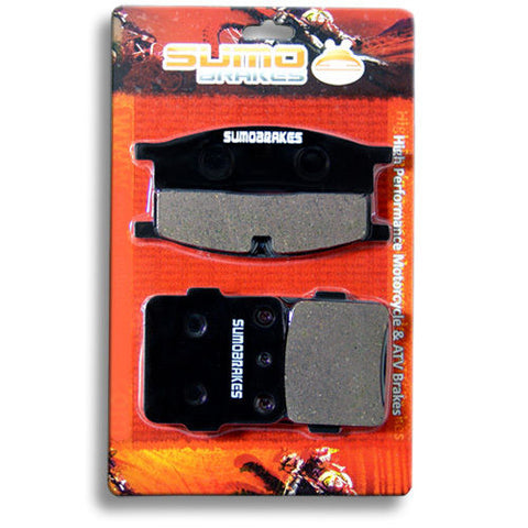 Yamaha F+R Brake Pads YZ 80 (1993-2001) YZ 85 (2002-2013)Race Proven Performance